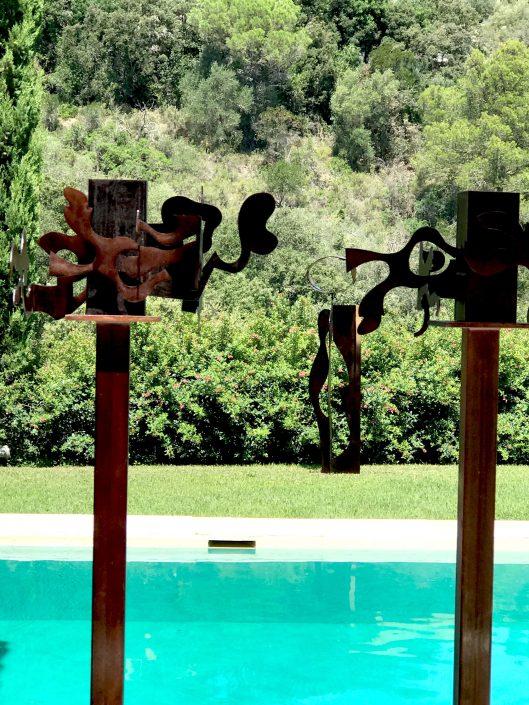 Sculptures Acuarium Concep Gual